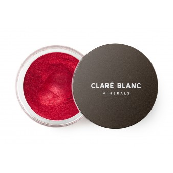 Mineral Eyeshadow - REAL RED
